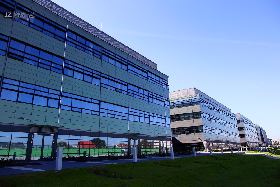 Kompleks biurowy Poleczki Business Park - zdjęcia z zewnątrz 4