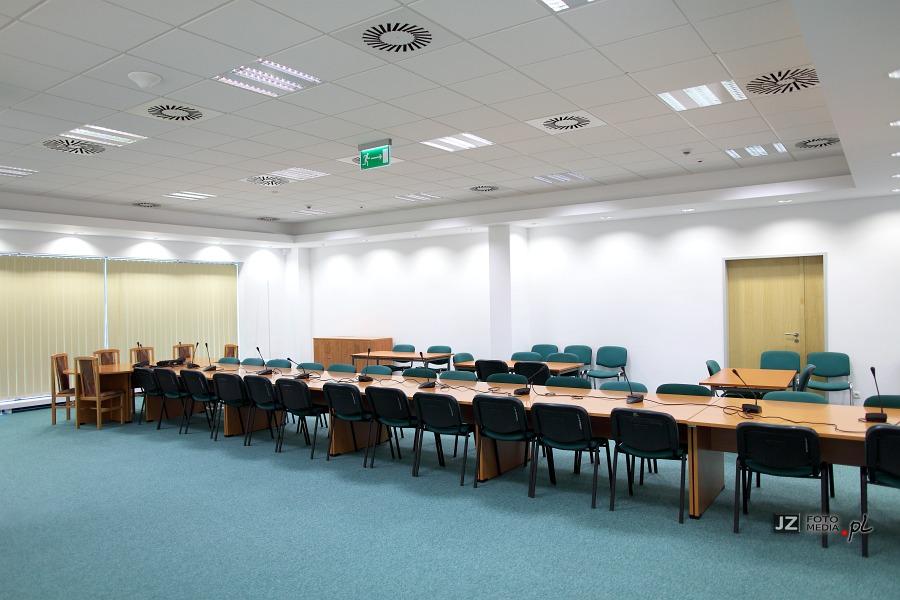 Kompleks biurowy Poleczki Business Park - zdjęcia wnętrz 13