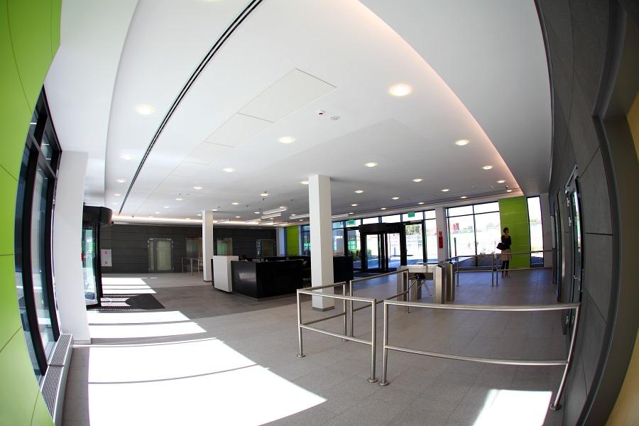 Kompleks biurowy Poleczki Business Park - zdjęcia wnętrz 1