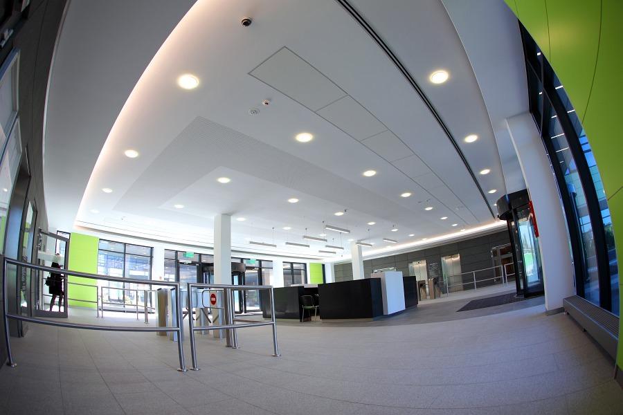 Kompleks biurowy Poleczki Business Park - zdjęcia wnętrz 19