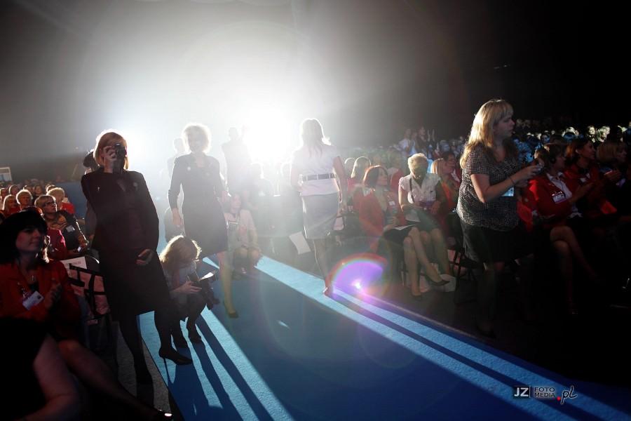 Reportaż z eventu MaryKay. Hala Widowiskowo-Sportowa Arena. Ursynów, Warszawa - dzień 1 17