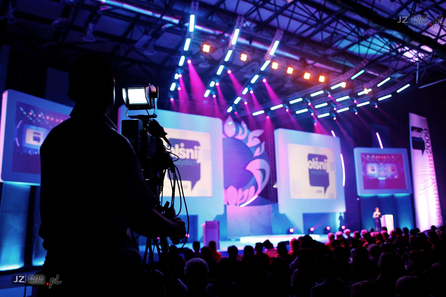 Reportaż z eventu MaryKay. Hala Widowiskowo-Sportowa Arena. Ursynów, Warszawa – dzień 1