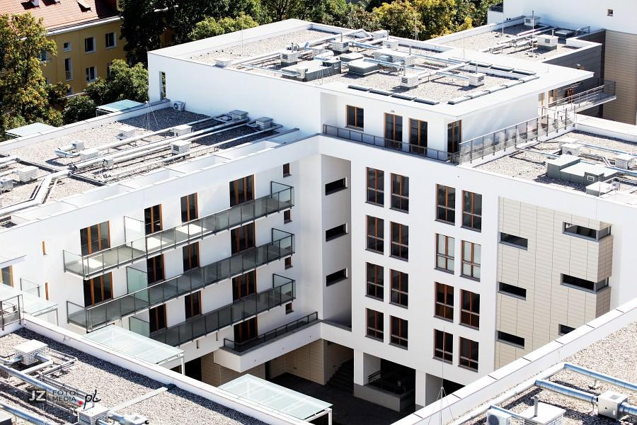 Warszawa, osiedle mieszkaniowe Hubertus - zdjęcia do katalogu 32