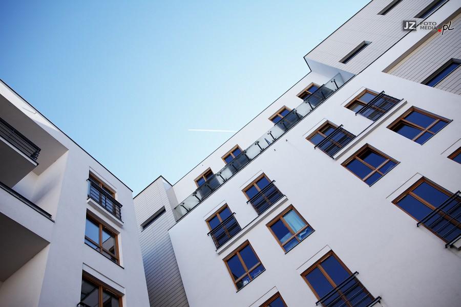 Warszawa, osiedle mieszkaniowe Hubertus - zdjęcia do katalogu 4
