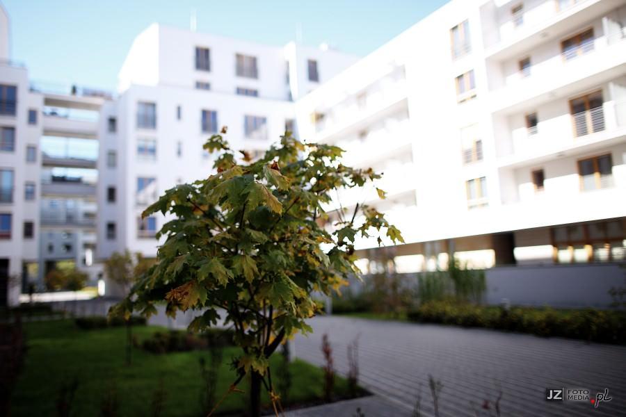 Warszawa, osiedle mieszkaniowe Hubertus - zdjęcia do katalogu 6