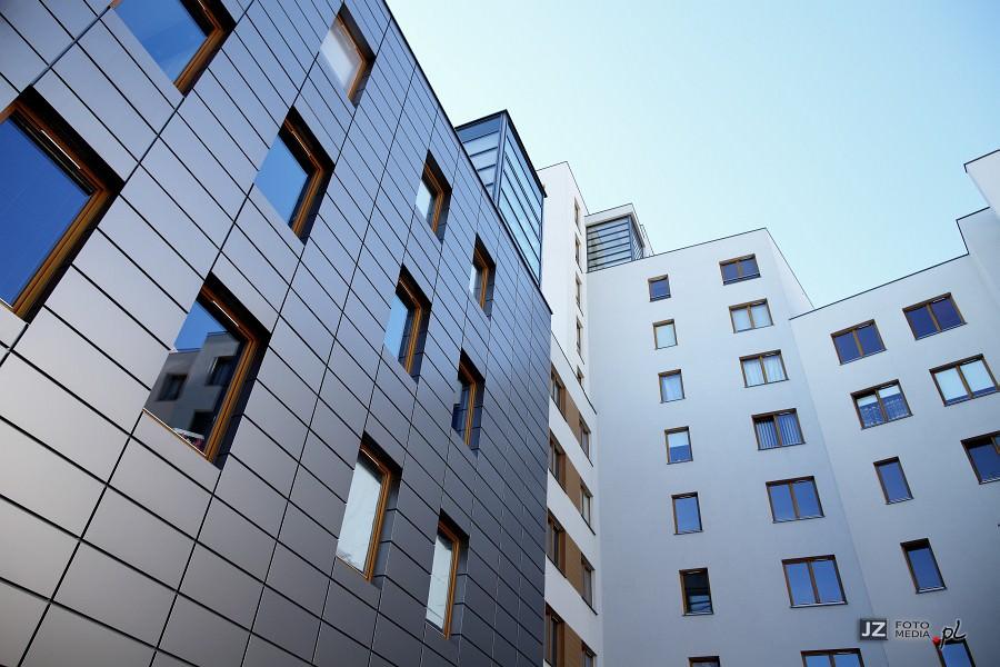 Warszawa, osiedle mieszkaniowe Hubertus - zdjęcia do katalogu 10