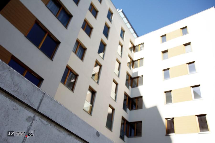 Warszawa, osiedle mieszkaniowe Hubertus - zdjęcia do katalogu 12
