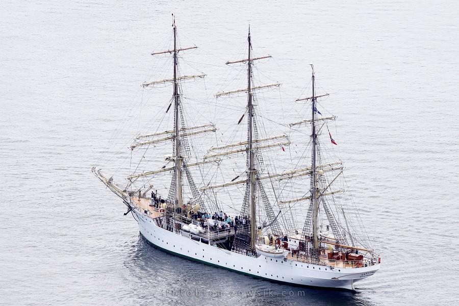 """Zlot Żaglowców Gdynia 2009. Regaty (CUTTY SARK) """"The Tall Ship`s Races"""" cz 2 z 2. 1"""