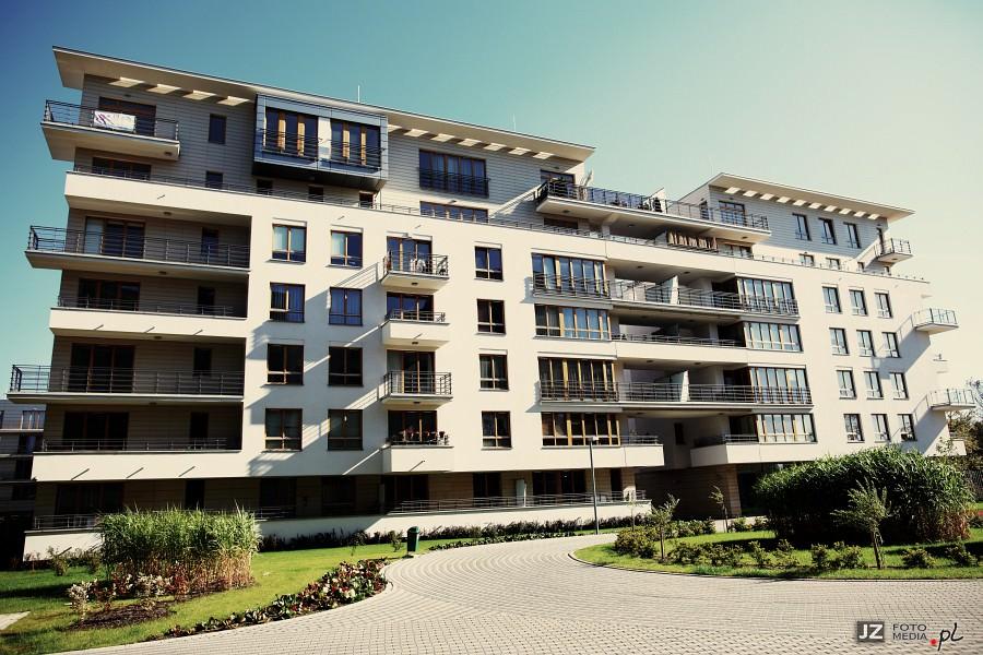 Warszawa, osiedle mieszkaniowe Hubertus - zdjęcia do katalogu 41