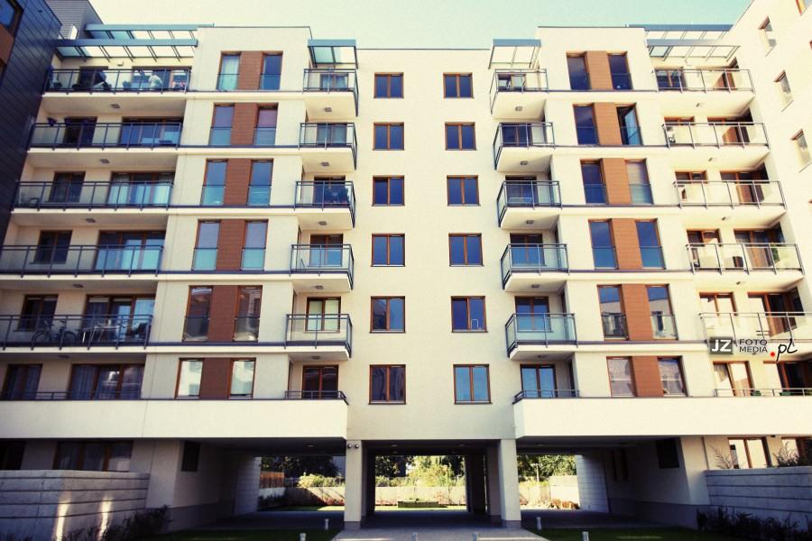 Warszawa, osiedle mieszkaniowe Hubertus - zdjęcia do katalogu 14