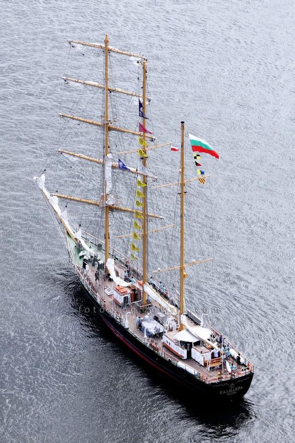 """Zlot Żaglowców Gdynia 2009. Regaty (CUTTY SARK) """"The Tall Ship`s Races"""" cz 2 z 2. 3"""