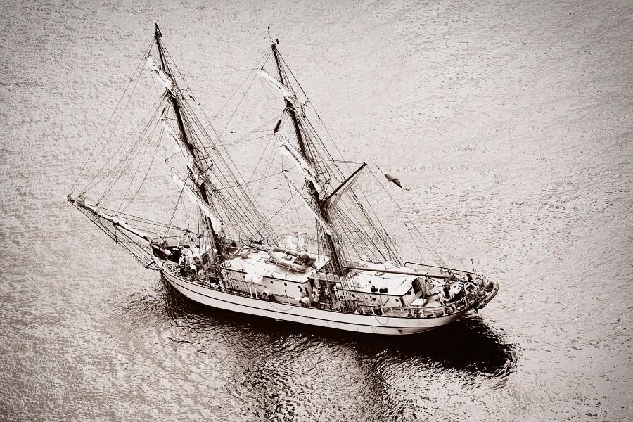 """Zlot Żaglowców Gdynia 2009. Regaty (CUTTY SARK) """"The Tall Ship`s Races"""" cz 2 z 2. 5"""