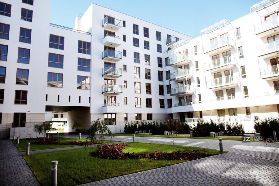 Warszawa, osiedle mieszkaniowe Hubertus - zdjęcia do katalogu 28