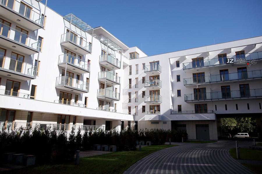 Warszawa, osiedle mieszkaniowe Hubertus - zdjęcia do katalogu 30