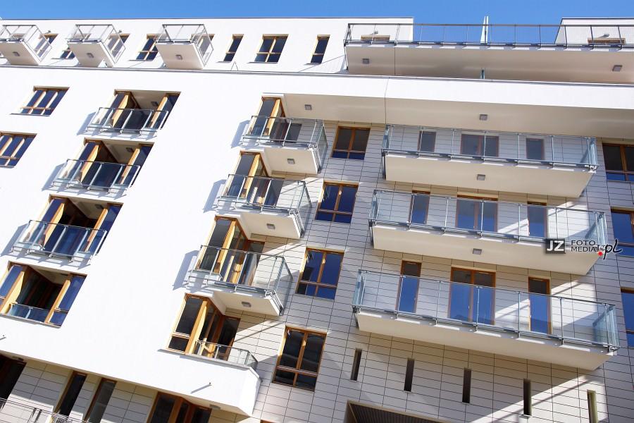 Warszawa, osiedle mieszkaniowe Hubertus - zdjęcia do katalogu 34