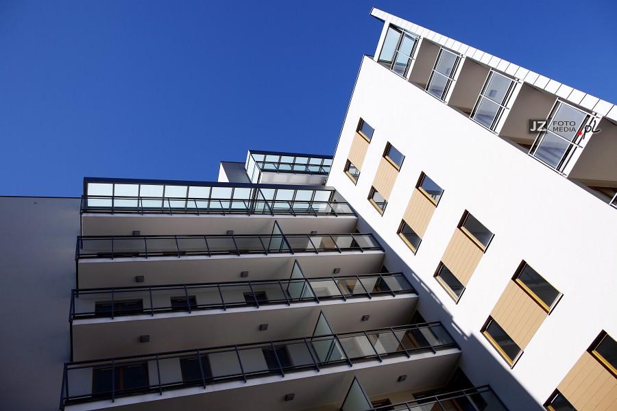 Warszawa, osiedle mieszkaniowe Hubertus - zdjęcia do katalogu 35