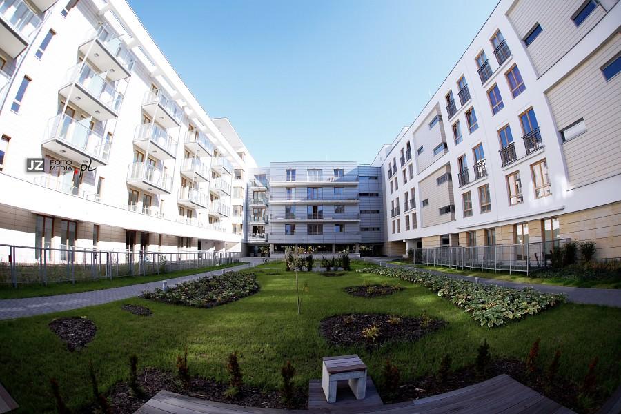 Warszawa, osiedle mieszkaniowe Hubertus - zdjęcia do katalogu 22