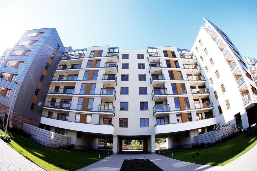 Warszawa, osiedle mieszkaniowe Hubertus - zdjęcia do katalogu 18