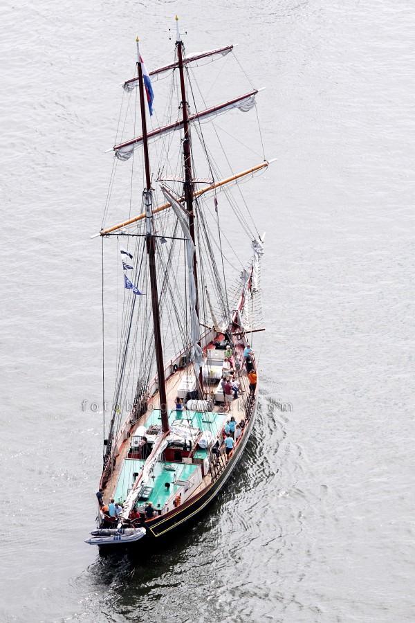 """Zlot Żaglowców Gdynia 2009. Regaty (CUTTY SARK) """"The Tall Ship`s Races"""" cz 2 z 2. 12"""