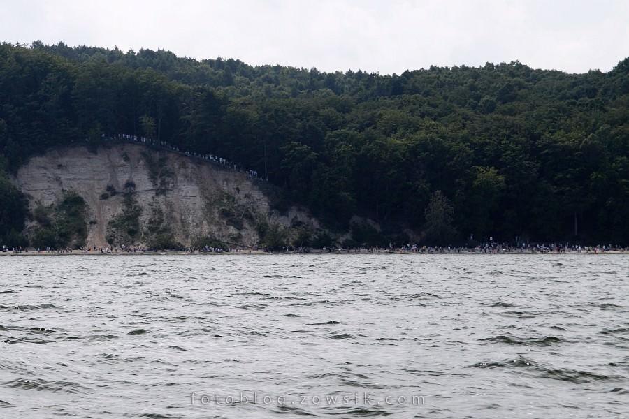 """Zlot Żaglowców Gdynia 2009. Regaty (CUTTY SARK) """"The Tall Ship`s Races"""" cz 2 z 2. 17"""