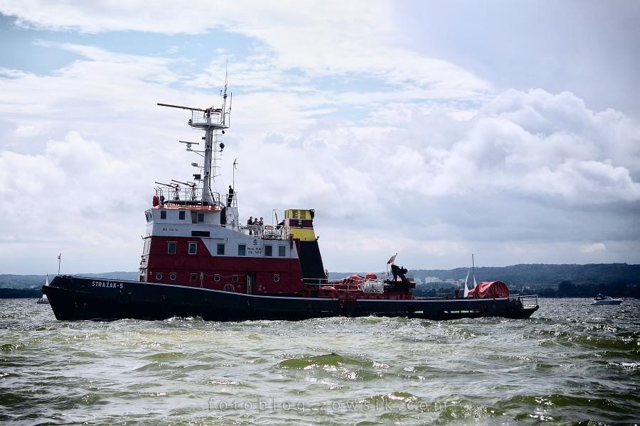 """Zlot Żaglowców Gdynia 2009. Regaty (CUTTY SARK) """"The Tall Ship`s Races"""" cz 2 z 2. 24"""