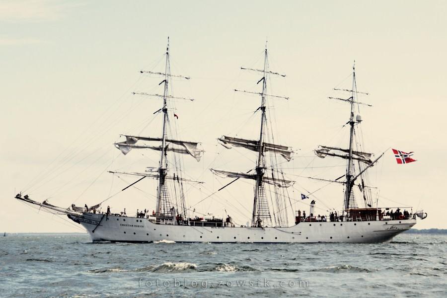 """Zlot Żaglowców Gdynia 2009. Regaty (CUTTY SARK) """"The Tall Ship`s Races"""" cz 2 z 2. 30"""