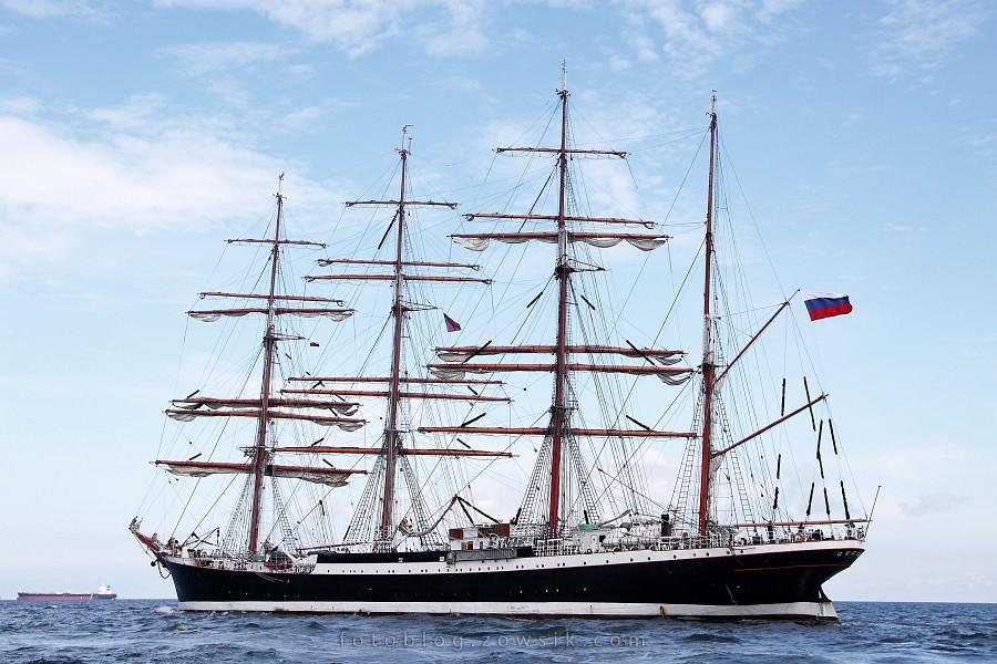 """Zlot Żaglowców Gdynia 2009. Regaty (CUTTY SARK) """"The Tall Ship`s Races"""" cz 2 z 2. 38"""