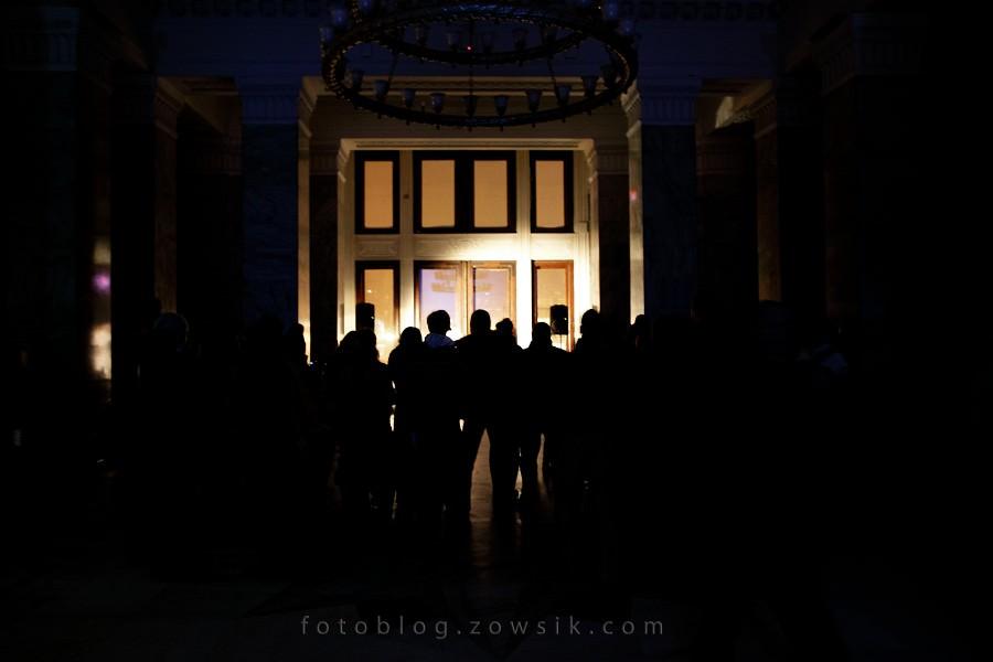 re:wizje 2010 - Inwazja Sztuki Niezależnej. Noc sztuki w PKiN, Warszawa. 13