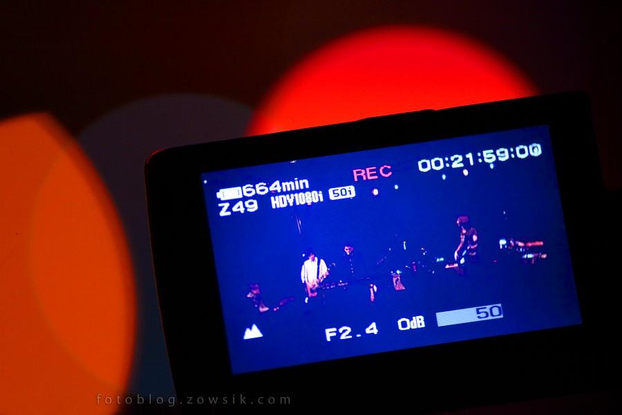 re:wizje 2010 - Inwazja Sztuki Niezależnej. Noc sztuki w PKiN, Warszawa. 22
