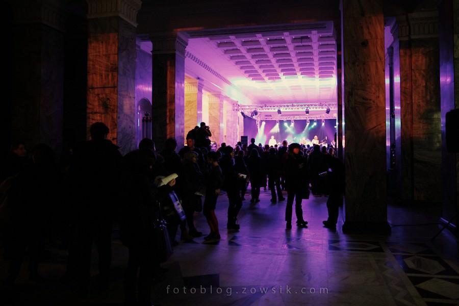 re:wizje 2010 - Inwazja Sztuki Niezależnej. Noc sztuki w PKiN, Warszawa. 26