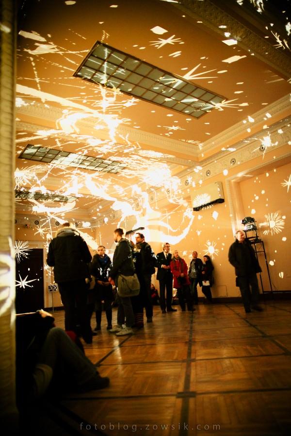 re:wizje 2010 - Inwazja Sztuki Niezależnej. Noc sztuki w PKiN, Warszawa. 32