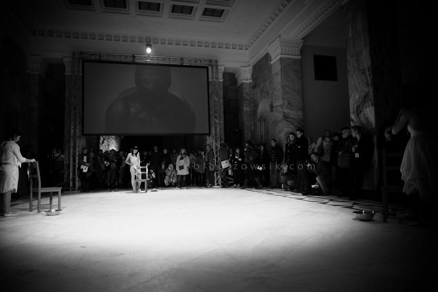 re:wizje 2010 - Inwazja Sztuki Niezależnej. Noc sztuki w PKiN, Warszawa. 43