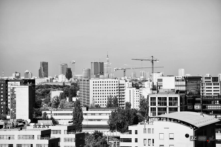Warszawa, osiedle mieszkaniowe Hubertus - zdjęcia do katalogu 47