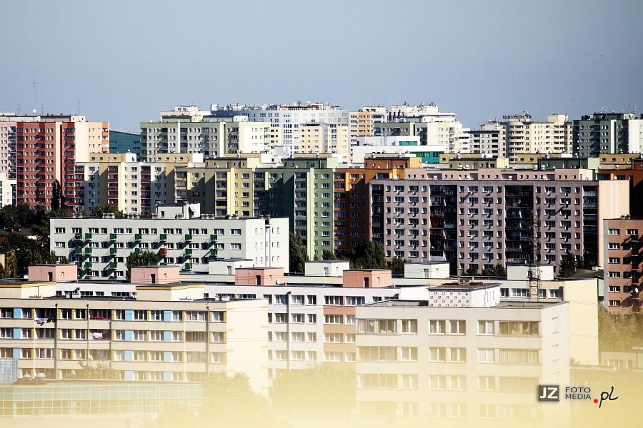 Warszawa, osiedle mieszkaniowe Hubertus - zdjęcia do katalogu 48