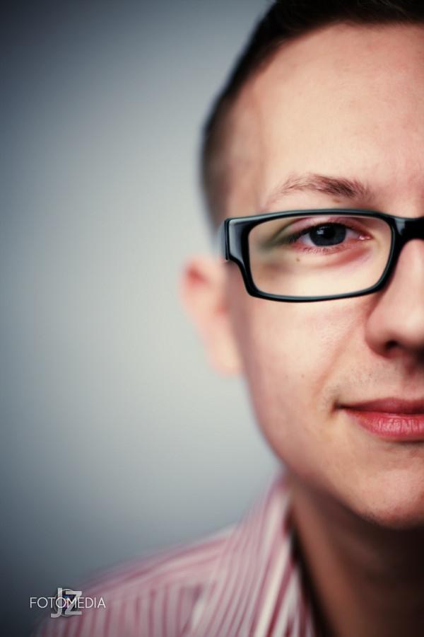 Grzegorz - portret studyjny 1