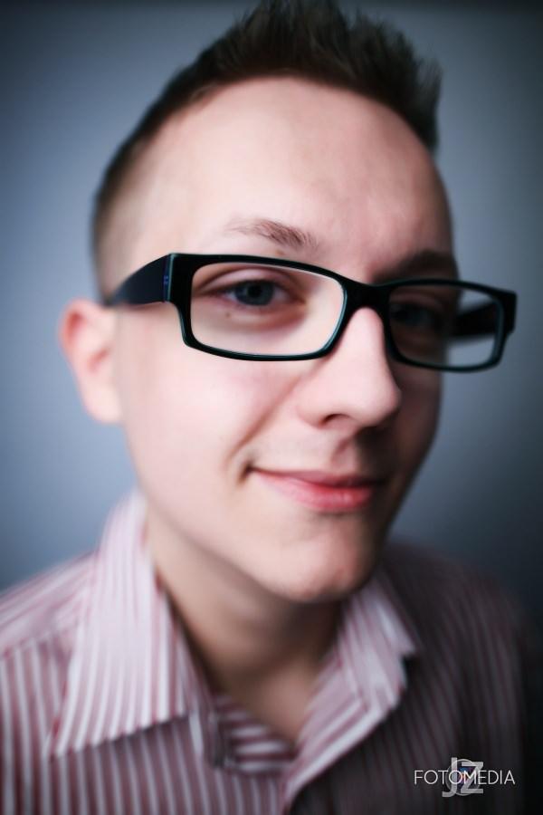 Grzegorz - portret studyjny 3