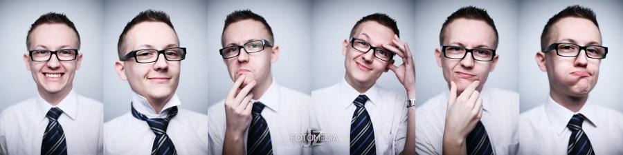 Grzegorz - portret studyjny 23