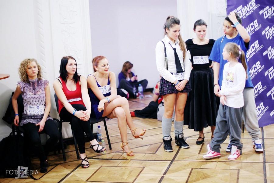You Can Dance 6 edycja (2011) – pełen reportaż z castingu w Warszawie 6