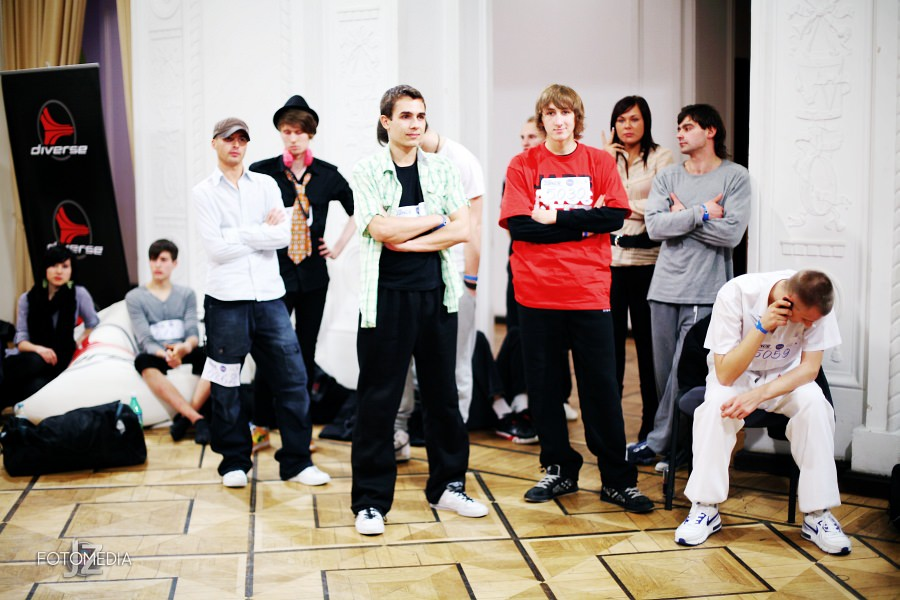 You Can Dance 6 edycja (2011) – pełen reportaż z castingu w Warszawie 9
