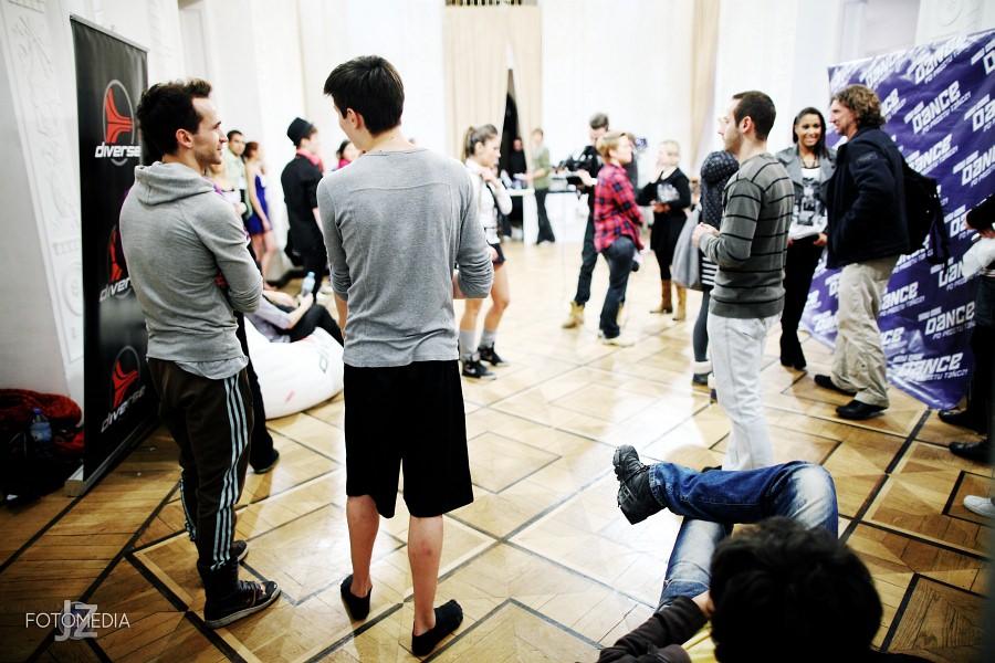 You Can Dance 6 edycja (2011) – pełen reportaż z castingu w Warszawie 18