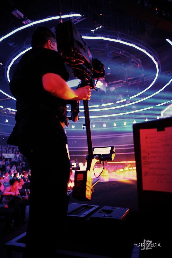 Must Be The Music. Tylko Muzyka. Polsat - pierwszy odcinek na żywo - reportaż ze studia 4