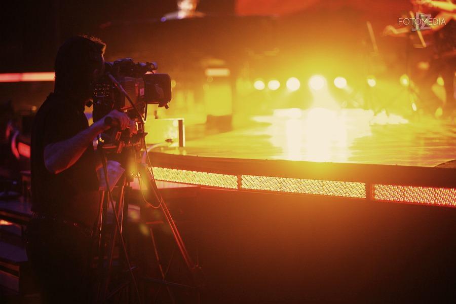 Must Be The Music. Tylko Muzyka. Polsat - pierwszy odcinek na żywo - reportaż ze studia 93