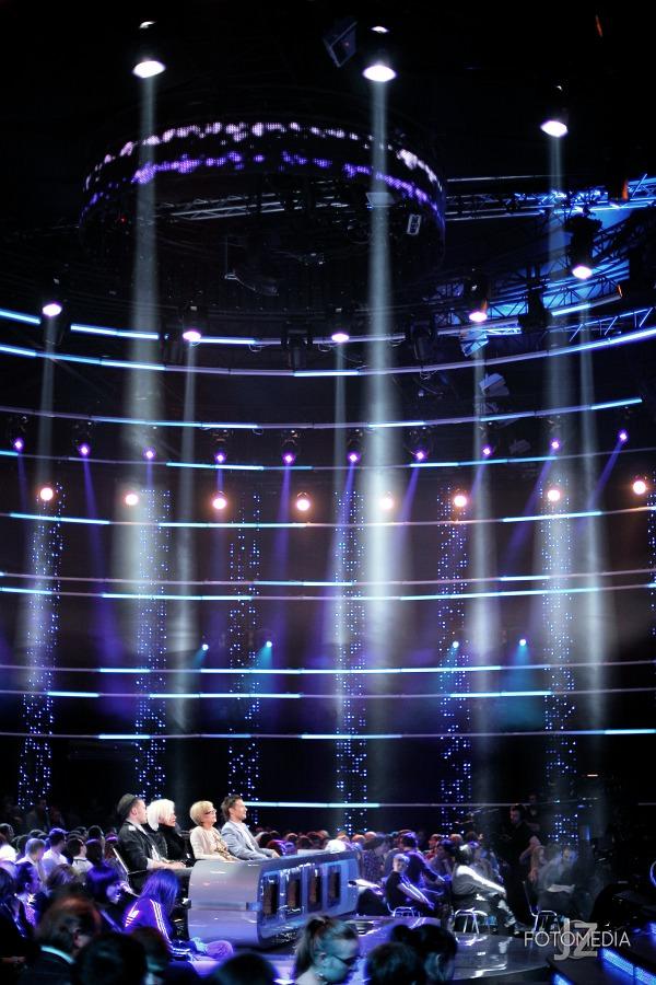 Must Be The Music. Tylko Muzyka. Polsat - pierwszy odcinek na żywo - reportaż ze studia 98