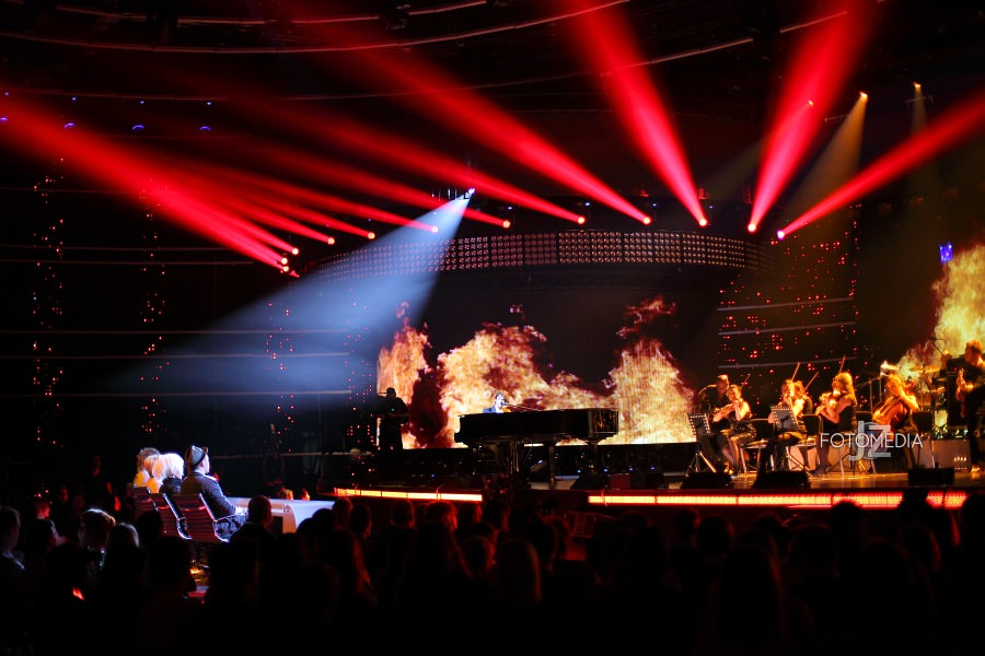 Must Be The Music. Tylko Muzyka. Polsat - pierwszy odcinek na żywo - reportaż ze studia 97