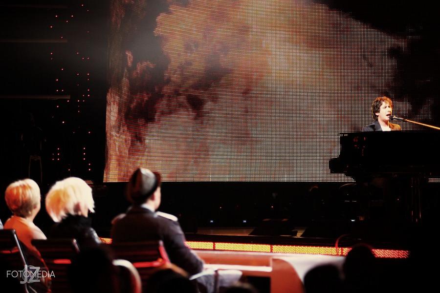 Must Be The Music. Tylko Muzyka. Polsat - pierwszy odcinek na żywo - reportaż ze studia 95