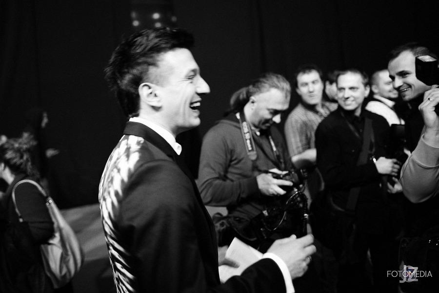 Must Be The Music. Tylko Muzyka. Polsat - pierwszy odcinek na żywo - reportaż ze studia 8