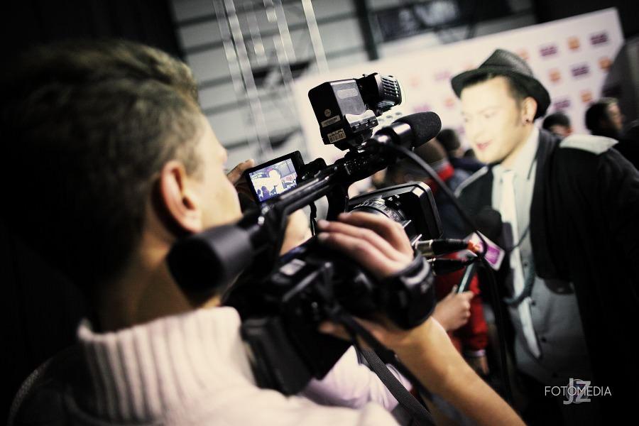 Must Be The Music. Tylko Muzyka. Polsat - pierwszy odcinek na żywo - reportaż ze studia 10
