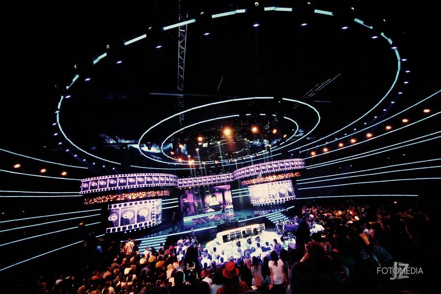 Must Be The Music. Tylko Muzyka. Polsat - pierwszy odcinek na żywo - reportaż ze studia 16
