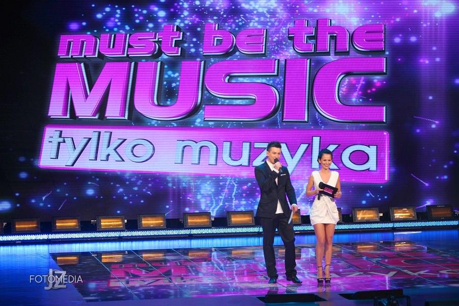 Must Be The Music. Tylko Muzyka. Polsat - pierwszy odcinek na żywo - reportaż ze studia 2