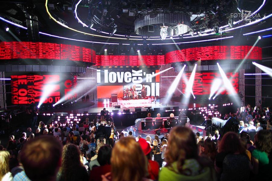 Must Be The Music. Tylko Muzyka. Polsat - pierwszy odcinek na żywo - reportaż ze studia 22